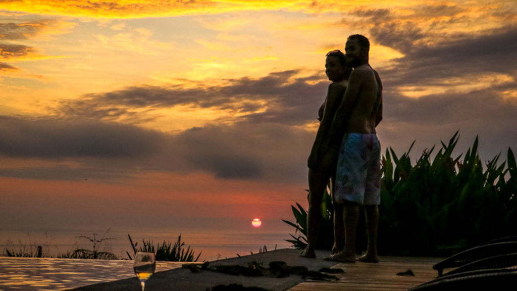 Watching_The_Sunset_In_Costa_Rica