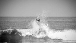 kalon surf aerial surfer