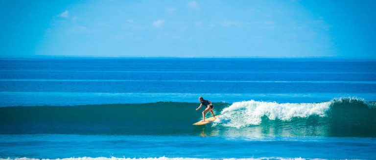 Sam Beach Surfing Review Kalon glassy waves