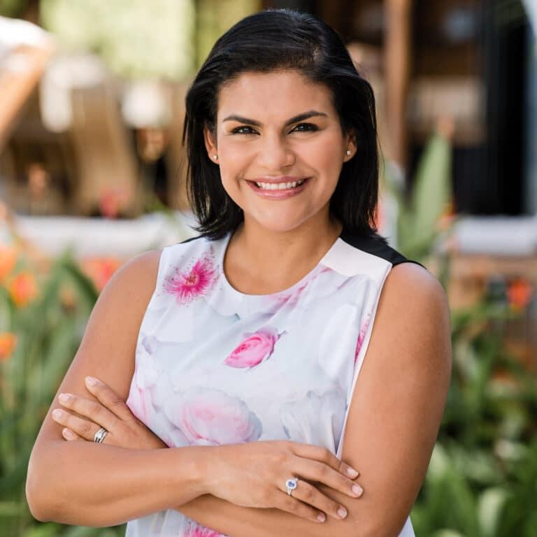 Silene Vega Delgado owner kalon surf